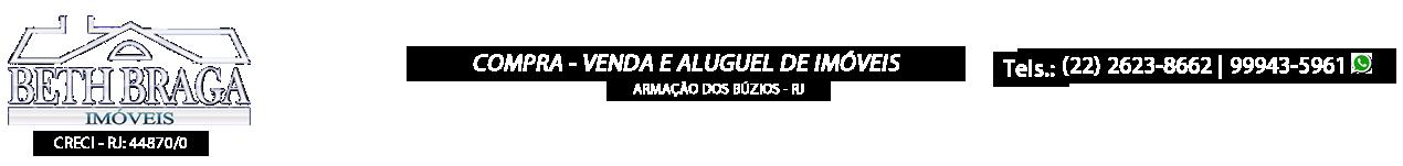 Beth Braga Imóveis Búzios RJ